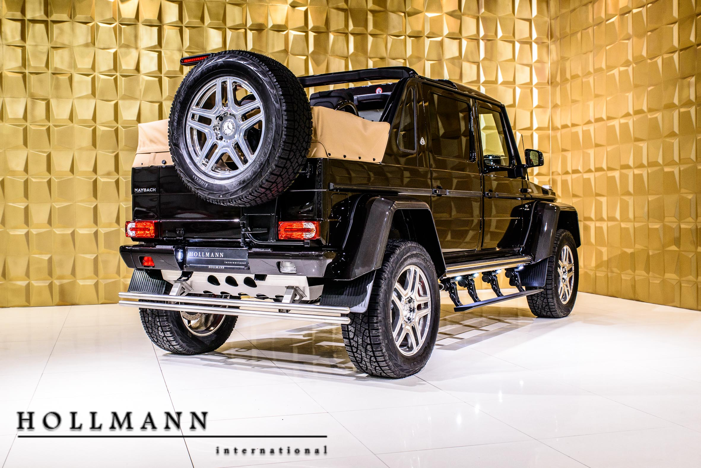 Mercedes Maybach G650 Landaulet 1of 99 Units Luxury Pulse Cars