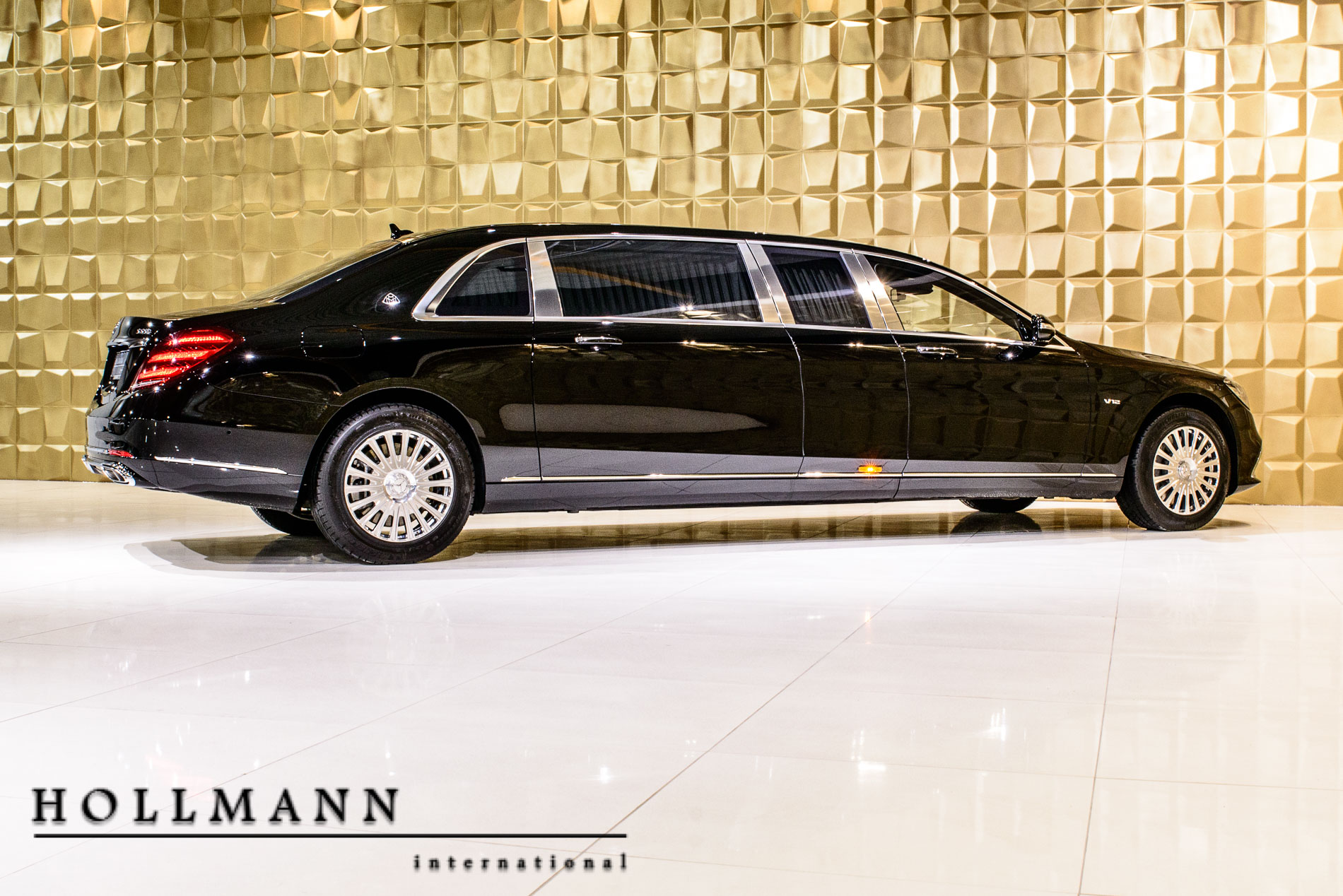 mercedes-maybach s 600 pullman - luxury pulse cars - germany - for