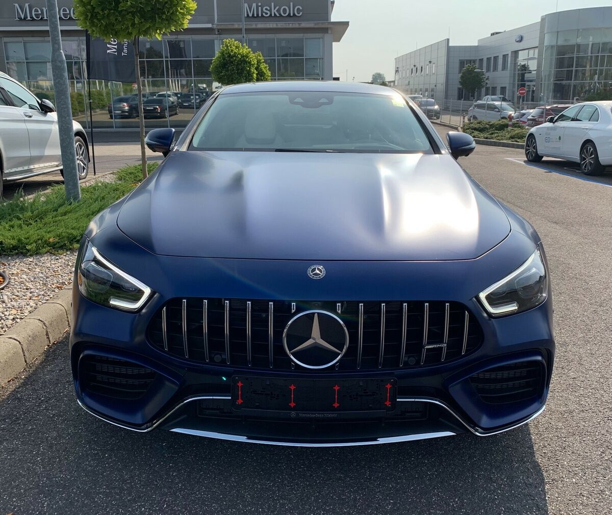 2019 Mercedes-AMG GT 63 S 4Matic+